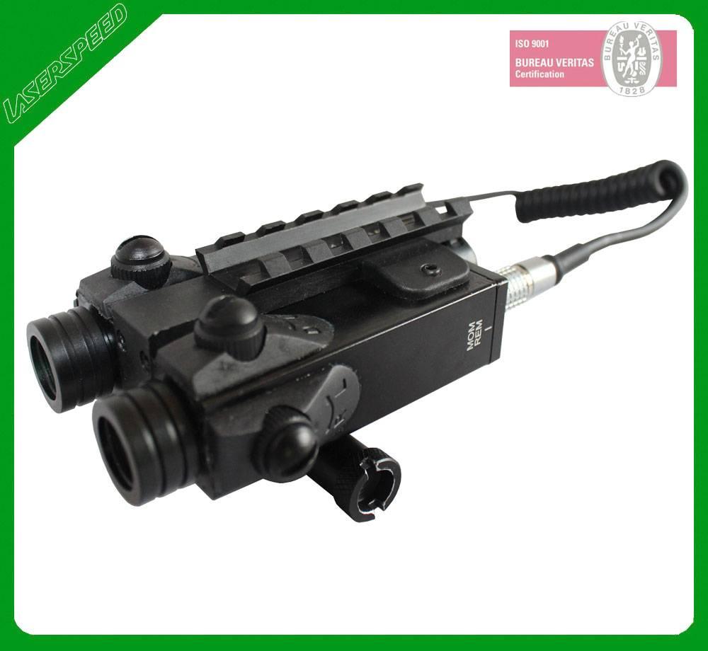 Military Standard Red Laser Gun Sight