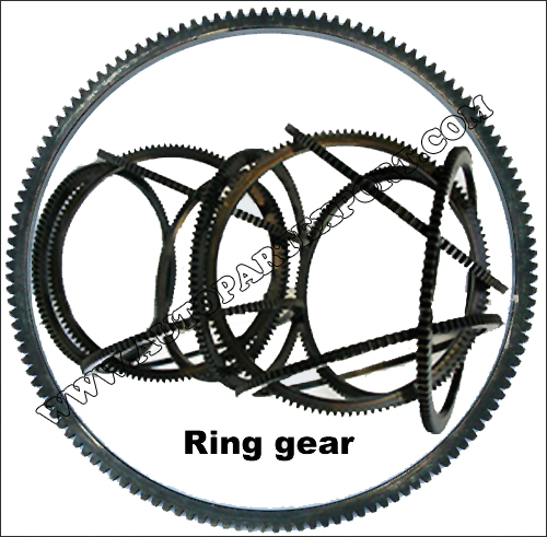 Supply Flywheel ring gear