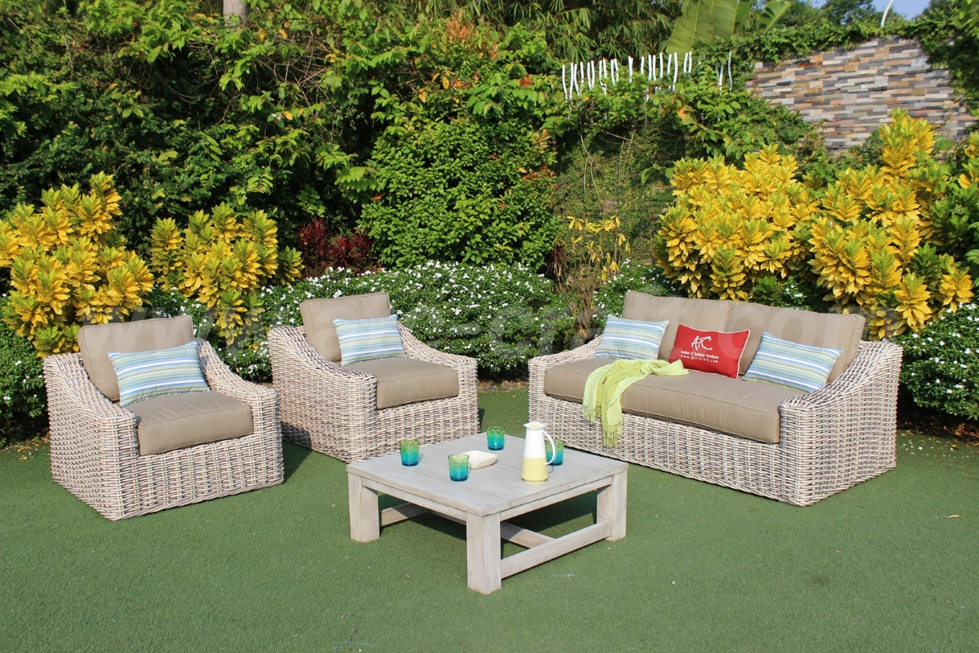 Poly Wicker Furniture