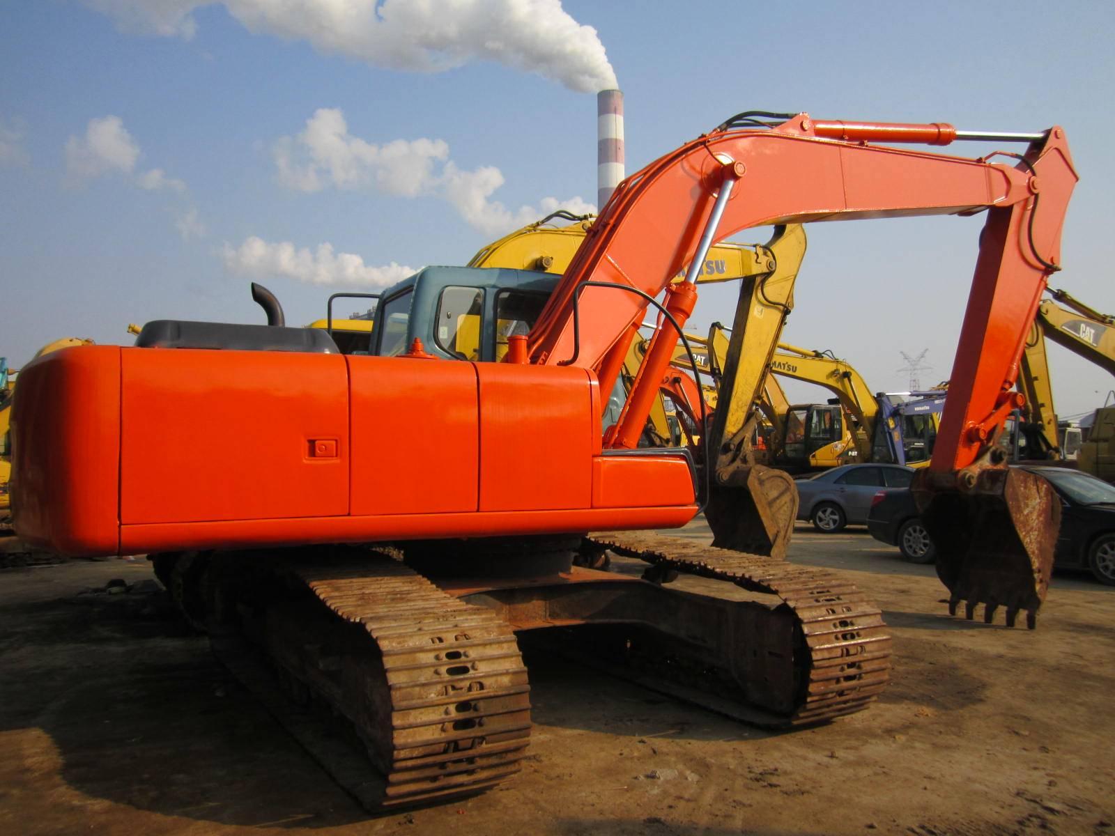 Used Hitachi ZX200-6 Excavator, Used Excavator ZX200-6 for Sale