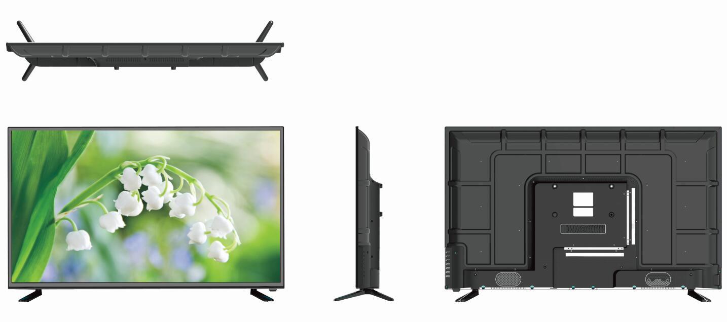 50-INCH LED TV