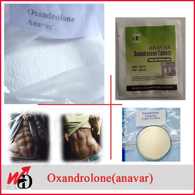 99% Oxandrolone Anavar Positive Bodybuilding Steroids for Fat Loss