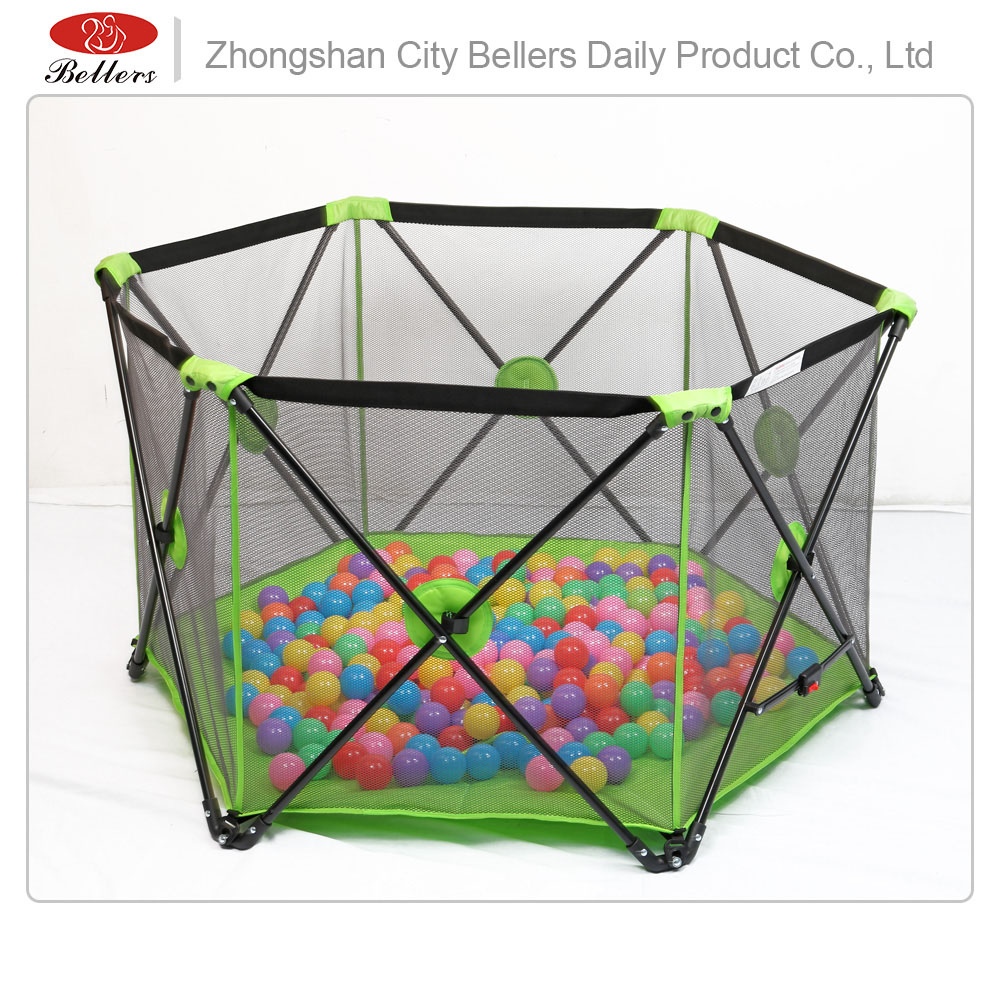 2017 New Product Modern Large Playpen for Adults