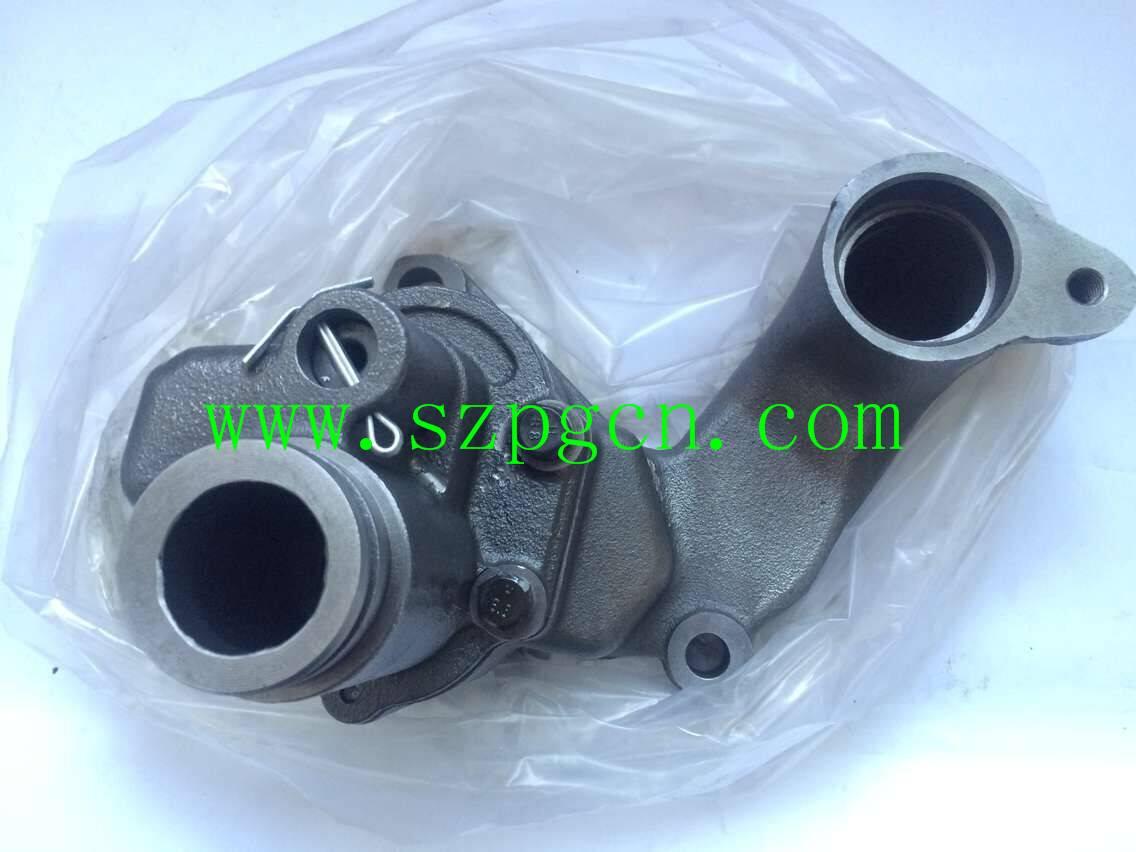 Diesel Engine 6D140 Oil Pump 6211-51-1100 for Excavator