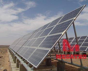 solar panel supports (MGS-SS001)