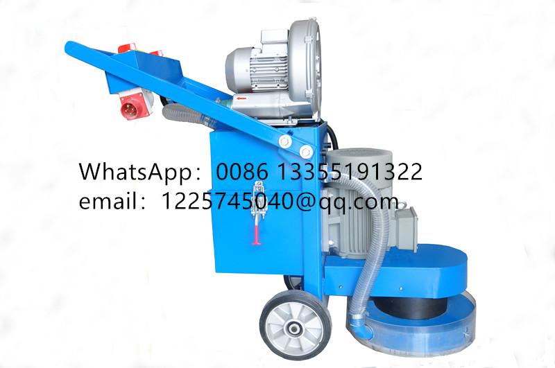 3kw Siemens motor concrete polishing machine