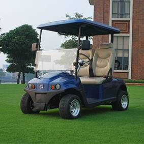 electric golf cart AC system standard configuration