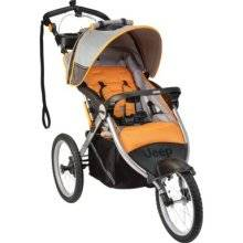 The ultimate jogging stroller from Jeep! Jogging enthusiasts will appreciate the Overland Limited's
