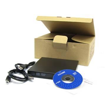 External USB DVD Combo Driver
