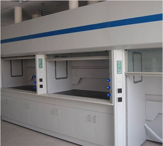 2015 the new laboratory fume hood For Inspection and testing cente