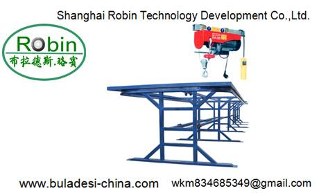 tire retreading equipment-curing monorail/rubber machinery-curing monorail/tire retreading machine-c