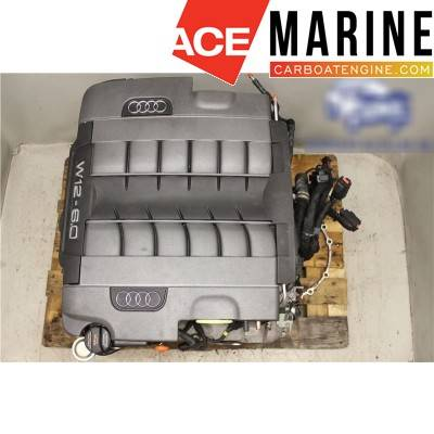 AUDI A8/S8 4E engine - BHT - BHT / 07C100031E - build 2005 Used Car Engine