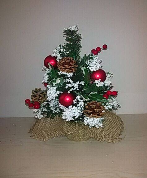 30CM DECRATION TREE