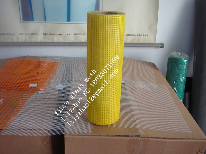 external wall insulation material fibre glass mesh