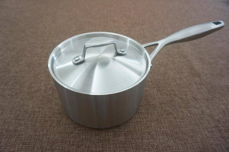 304Stainless steel pot-milk pot