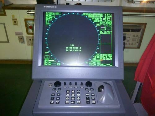Used Furuno Marine Radar