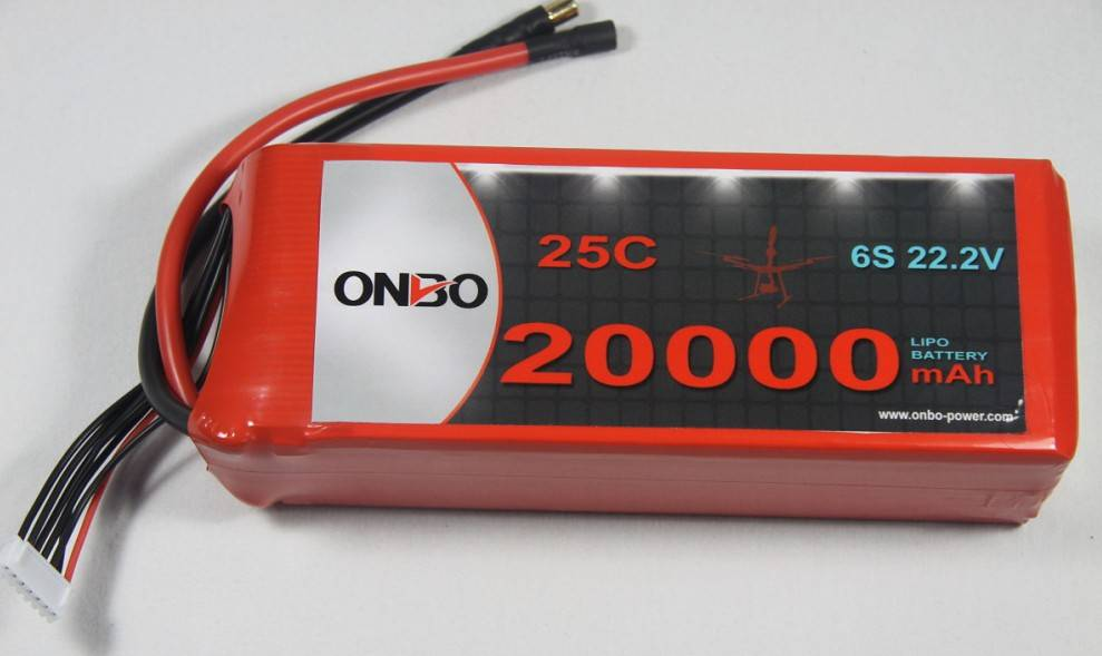 ONBO 20000/25C-6S 22.2V