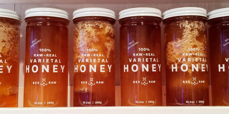 100% Natural Honey