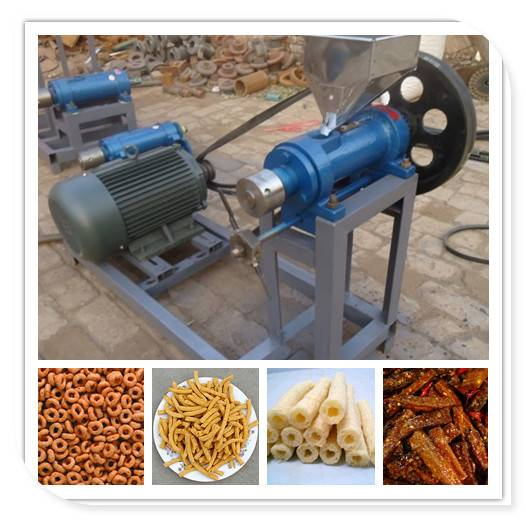 Grain Snack Extruder Machine