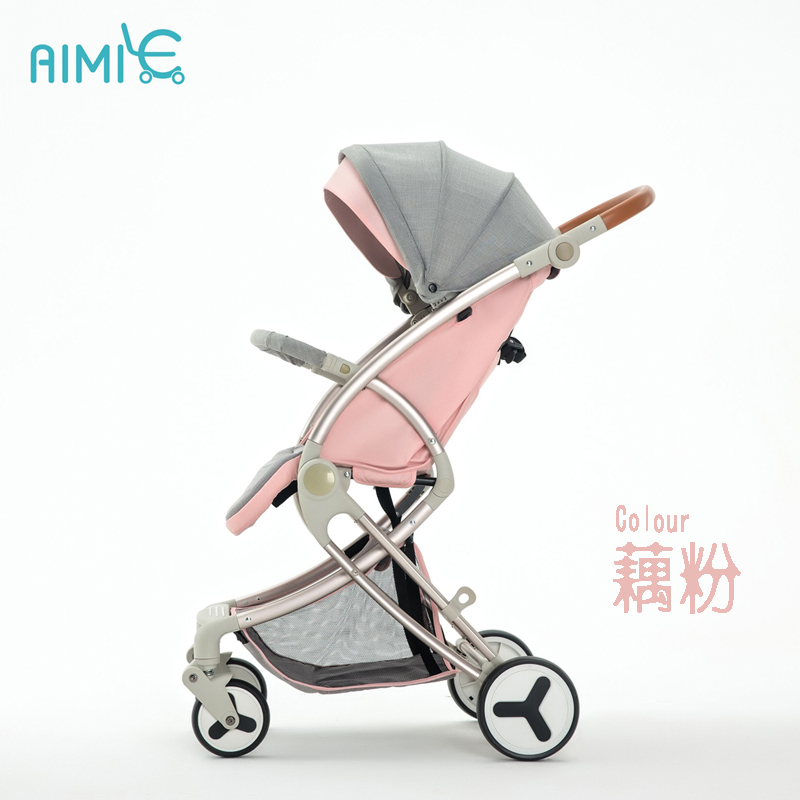 Jogging Strollers Safety and Light-weight Stroller China Manufacturer Direct