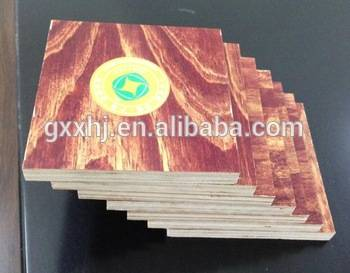 construction plywood for formworks