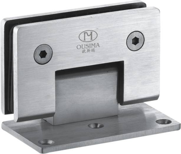 stianless steel self-closing shower hinge