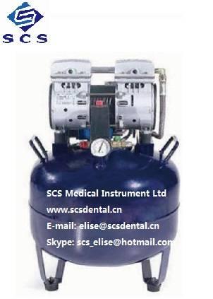 SCS-1EW dental air compressor