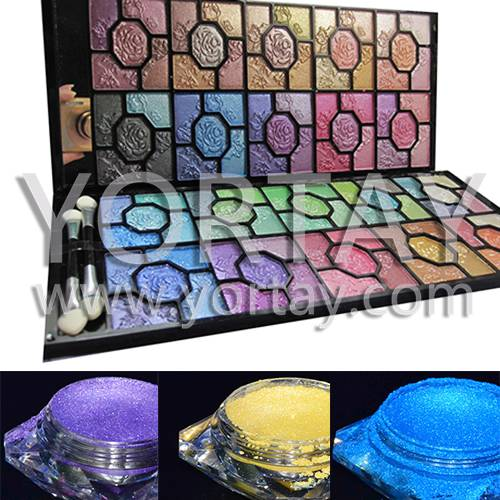 2015new Products Rainbow Pearl Pigment Use in Cosmetic Industry