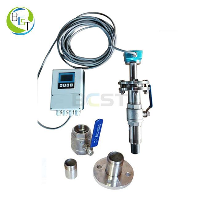 insertion electromagnetic flowmeter