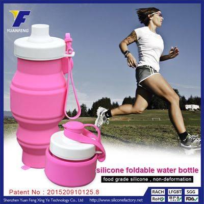 New design wholesale promotion custom logo fruit infuser water bottle