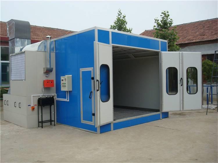 D Oriental DOT-C7 CE 9m standard oil burner Car Spray booth
