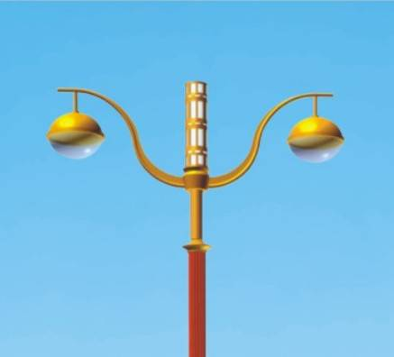IP65 CE & RoHS 40W LED with pole Street Light