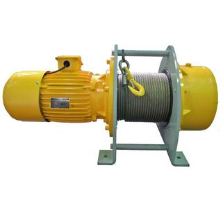 Electric Wire Rope Winch TB1000a/TB1000b