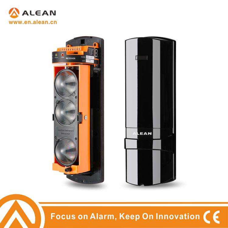 ABE Three infrared photo beam detector for security alarm