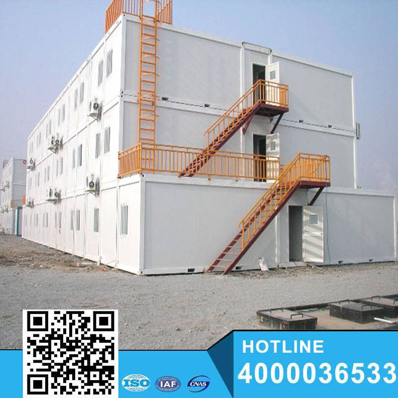 2015 YUKE easy installation house design/ container house for sale