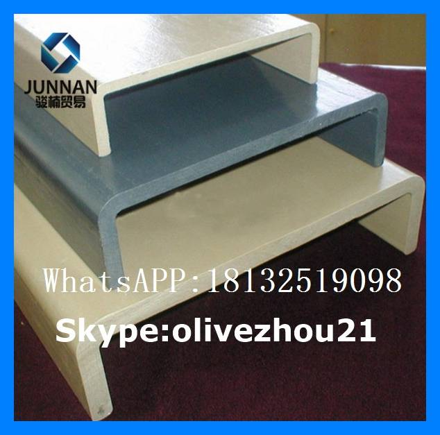 JIS 3192 Standard U channel steel