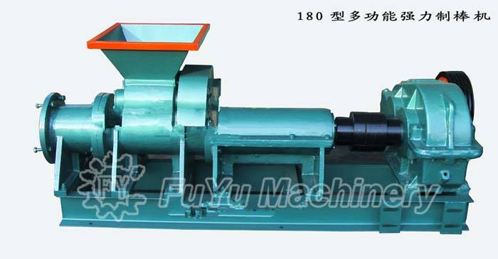 Fuyu High Quality Coal Rods Extruder