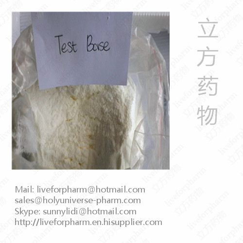 Good Quality testosterone/Test Base/Cas 58-22-0/99% Purity Test Base