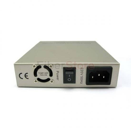 10GBASE-T Ethernet Media Converter SFP+ Port