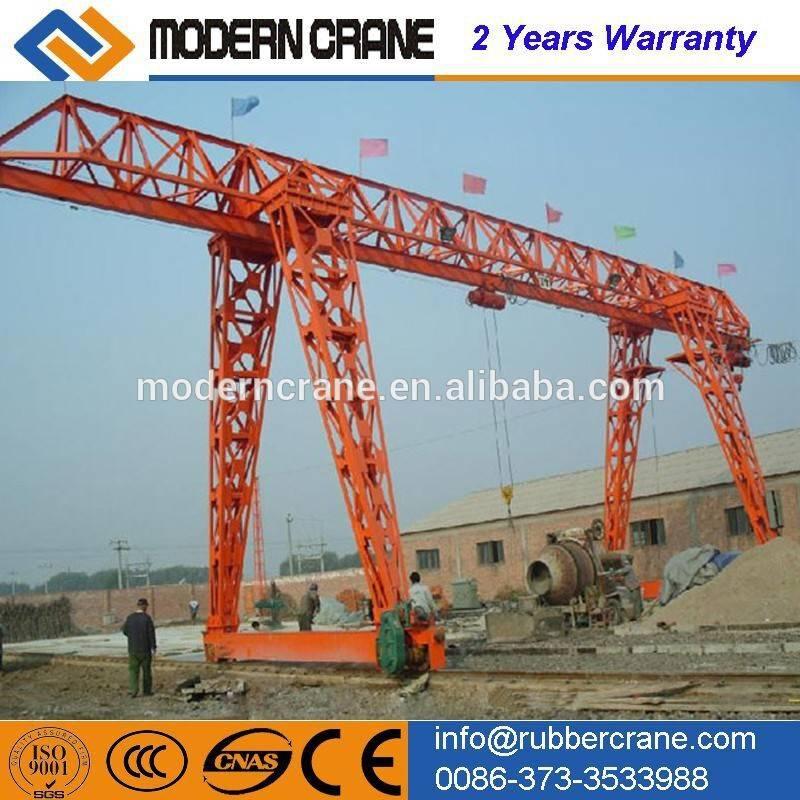3 ton to 32 ton Truss type double girder gantry crane   PRODUCT DESCRIPTION