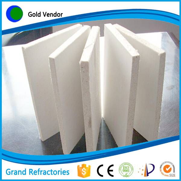 Fireproof calcium silicate board