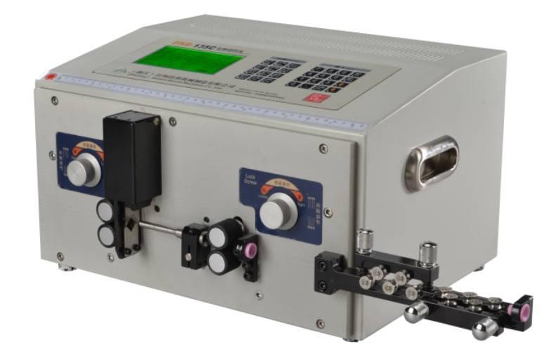 wire cutting and stripping machine DNB-135C