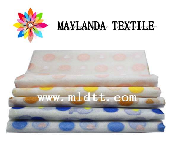 Maylanda Textile 2016 Factory for Garments, 70%Polyester&30%Nylon New Style Yarn-Dyed Jacquard Fabri