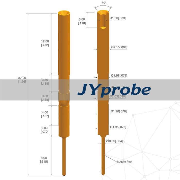 IP-5 Interface Pins