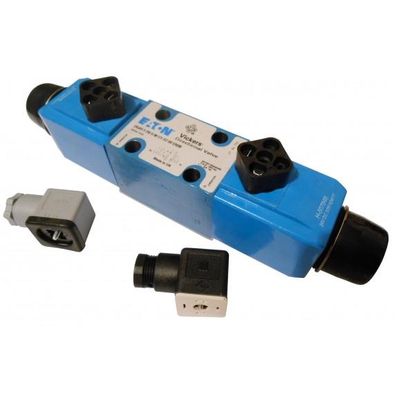 DG4V-3-6C-M-U-H7-60 Solenoid Directional Control Valve for Concrete Pump Hydraulic Solenoid Va