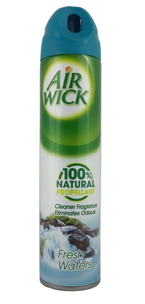 AIR WICK AEROSOL FRESH WATERS (240 ML)