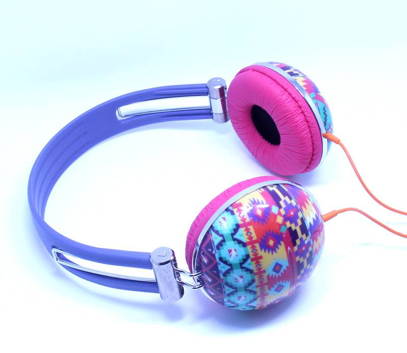 Factory Colorful Headphone Baby Earphone High Quality HiFi Children Headset for PC Mobile Phone Tabl