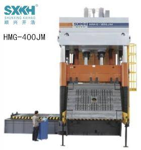 High precision Four Column Hydraulic Die Spotting Machine