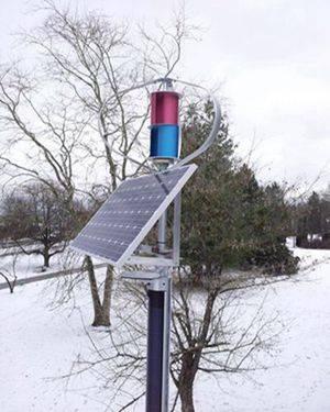 1000w high quality maglev wind power generator for snowy area(200w-5kw)