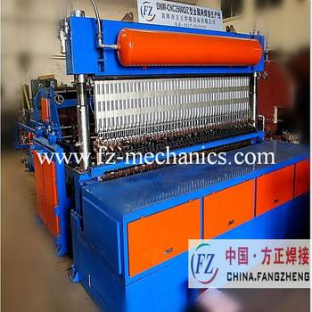 Automatic welded wire mesh machine(hot selling)